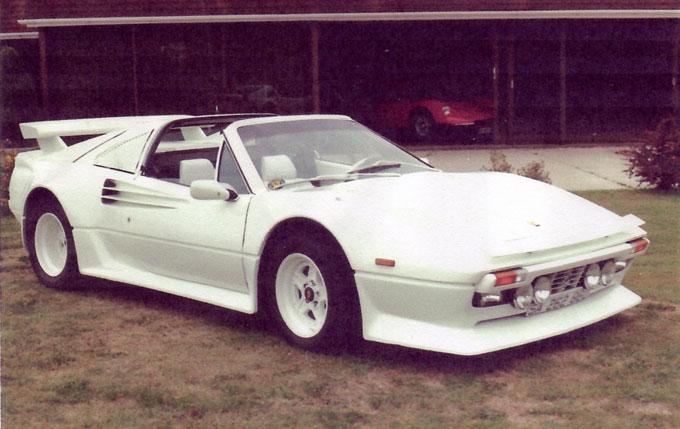 emblem sports cars pimperne 1980 s ferrari body kit photo galleries