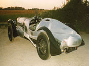 Lagonda V12 Le Mans