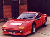 Emblem Ferrari 512 BB Boxer