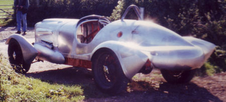 Lagonda V12 Le Mans Gunville Special