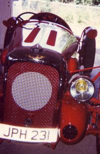 Lagonda V12 Le Mans, JPH 231